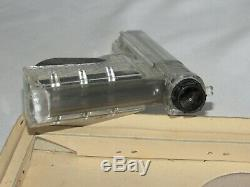 08f21 Rare Ancien Jeu De Tir En Boite D'origine Pistolet Pneuma-tir 500 + Cible