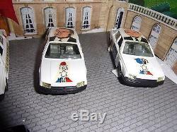 1/43 Solido Superbe Coffret Elysee 1988 Aux Urnes Citoyens Renault 25 X 6