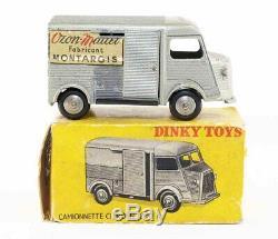 1 / 43 ème DINKY TOYS CITROEN TUB OZON-MALLET promotionnel / jouet ancien