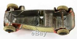 1 / 43 ème DINKY TOYS avant-guerre 22 ROADSTER en plomb / jouet ancien