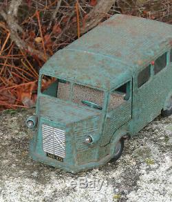 1 X Jouet Jrd. Type H Citroën. Mauvais Etat Visible Sur Photos