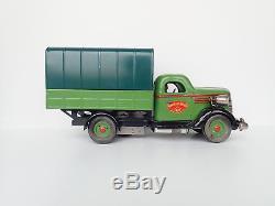 A3221 @ Vebe / Bonnet Freres Rare Camion Transports Rapides Ref 310b En Boite