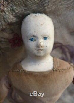 ANCIENNE POUPÉE PAULINE DE MODE MANNEQUIN XIXe, poupée à buste vers 1865