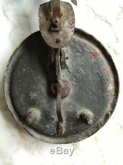 ANCIEN JEU DE MASSACRE DE FÊTE FORAINE ÉPOQUE XIXème