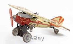 AVION JEP F250 vers 1930 / antique toy jouet ancien