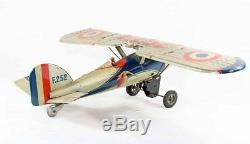 AVION JEP F252 vers 1930 / antique toy jouet ancien