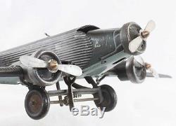 AVION JUNKER 52 TIPP-CO / jouet ancien