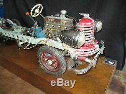 Ab800 Hohm Model Car Auto-ecole Voiture Pedagogique Bel Etat