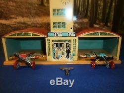 Aeroport, Avions, Manege Carrousel, Gama, Hobe, 1956, Technofix, Jep