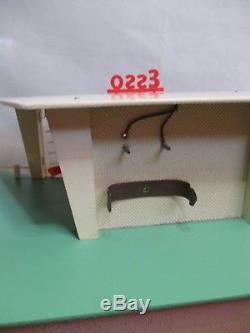 Ai067 Depreux Grand Garage Station Service 3 Etages 1/43 En Boite