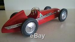 Alfa Romeo 158 159 Aluminium Gift Replica Model No Cij No Domo No Jep