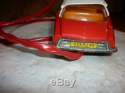 Ancien Auto Ds19 Citroen Electrique France Jouets Ref 1036 Boite Jamais Jouée