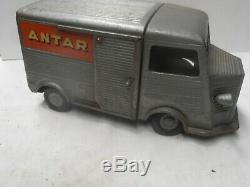 Ancien Camion Citroen Type H Hy Nez De Cochon Jrd Antar