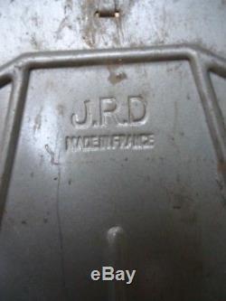 Ancien Jouet En Tole Camion Tube Citroen Jrd