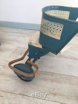 Ancien Trotteur Des Années 1930 Voiture À Pédales Jouet Ancien, trotter