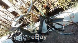 Ancien VÉLOSOLEX petit F4 enfant, jouet, voiture à pédales, moto, cyclo, no émaillé