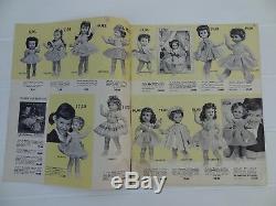 Ancien catalogue jouet Bon Marché Paris 1960 Euréka Jouef Joustra Technofix SNF