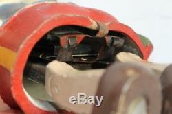 Ancien jouet Pinocchio mécanique Les Jouets Création (40646)