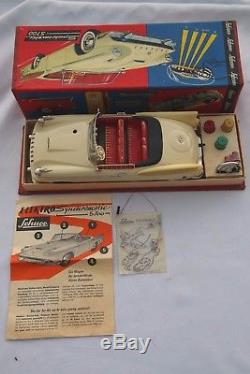 Ancienne Voiture Schuco Synchromatic Packard 5700 Etat Neuf Complete Avec Boite