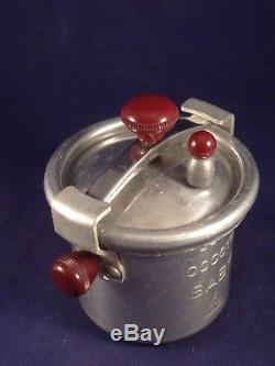 Ancienne rare super cocotte minute BABY SEB enfant jouet dînette complète 1950
