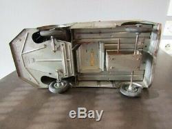 Anciens Jouets En Tôle Tub Jrd Citroën