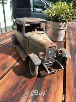 Andre Citroen voiture