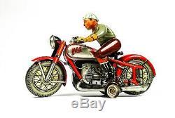 Arnold mac 700 moto tole motorcycle