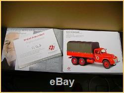 Aroutcheff Blake & Mortimer camion ford Le secret de l'Espadon BD de E. P. Jacobs