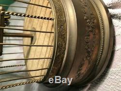 Automate cage oiseaux siffleur ancienne