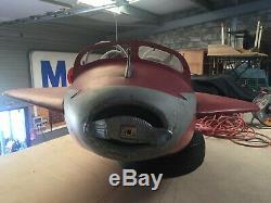 Avion De Manege Vintage 4 Places