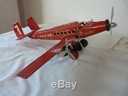 Avion Joustra AIR-FRANCE F-PA-N-AM restauré datant de 1950