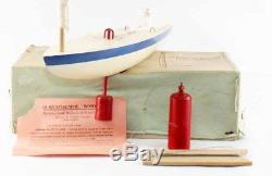 BATHYSCAPHE BORDA / jouet ancien bateau