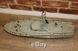 Bateau Vedette Militaire Gil U 25