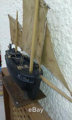Bateau Voilier de bassin Berckois BVO