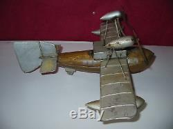 Bel Et Rare Hydravion Bing De 1927
