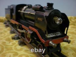 Boite train électrique JEP 0 avant guerre avec transfo et rails