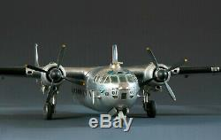 Breguet Noratlas Nord 2501 Maquette Piece De Maitrise Unique En Aluminium 1947