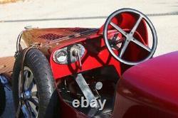 Bugatti Baby Type 52 Electrique Carrosserie Aluminium Reedition Anglaise 1970