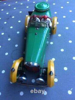 Bugatti Jouet Meccano Constructor N°2 Annee 1930