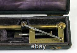CHAMBRE CLAIRE SECRETAN Paris Vers 1850 Coffret original