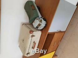CIJ 1/10 jouets Renault fainéant 7 tonnes ELECTRONIC avec valise +accessoires