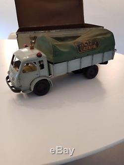CIJ camion électrique 40 cm env. Avec mallette de transport, tout d'origine