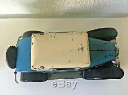 CITROEN bb14 chassis carrosserie démontable