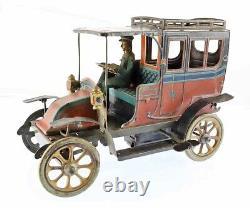 CR 1914 BERLINE RENAULT 8HP / jouet ancien