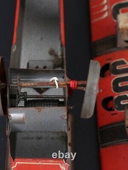 CR 505 AVION RENAULT RECORD DU MONDE 800cv JOUET ANCIEN DES ANNEES 30
