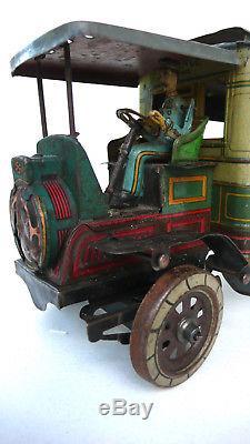 C R CHARLES ROSSIGNOL BUS PARISIEN BRILLIÉ-SCHNEIDER REF 976 29 cm 1911