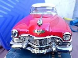 Cadillac En Tole Joustra Gama Complete Etat Neuve + Boite Cij Jep Cr Jrd