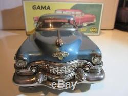 Cadillac Gama 300 Pas Joustra Original Jouet Ancien