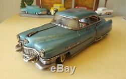 Cadillac Gama jouet ancien en tôle