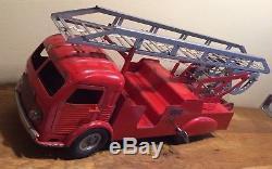 Camion Simca Cargo JRD Pompier No Hy No Citroen